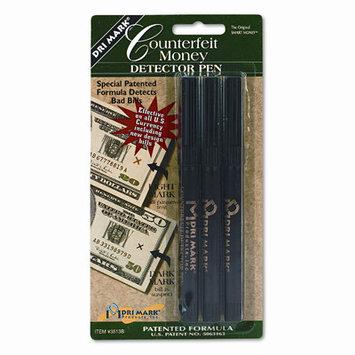 MMF 200035304 Counterfeit Det. Pen 3-Pack