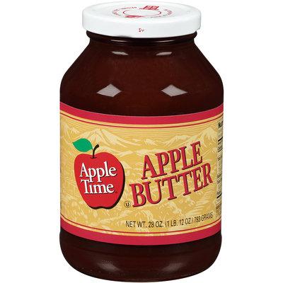 Apple Time® Apple Butter 28 oz. Jar