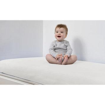 B.sensible Baby Crib Sheet Color: White