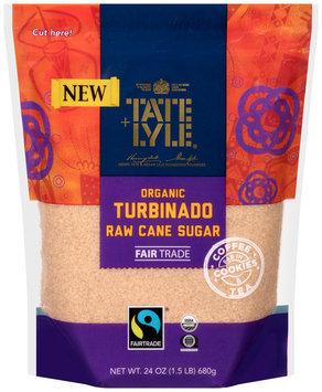 Tate + Lyle® Organic Turbinado Raw Cane Sugar 24 oz. Bag