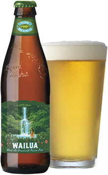 Kona Brewing Co. Wailua Wheat Ale