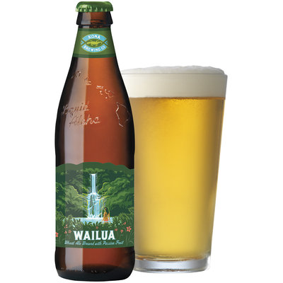 Kona Brewing Co. Wailua Wheat Ale