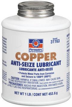 Permatex® 31163 Copper Anti-Seize Lubricant 16 Oz Brush-Top Bottle