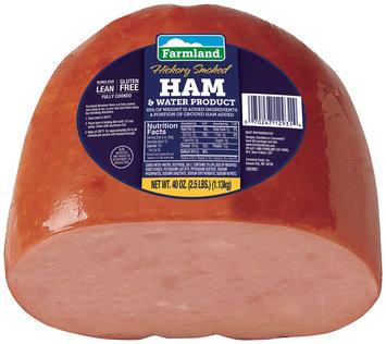 Farmland® Hickory Smoked Boneless Ham & Water Product 2.5 lb. Pack
