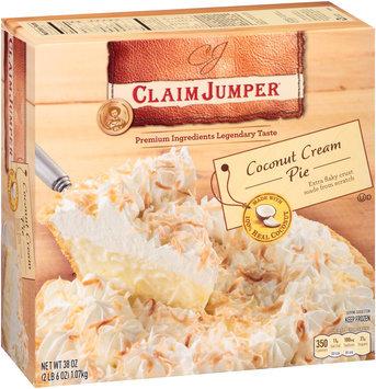Claim Jumper® Coconut Cream Pie 38 oz. Box
