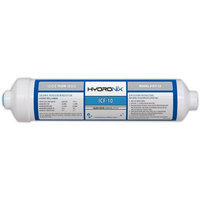 ICF-10 Hydronix Inline Coconut Carbon Filter
