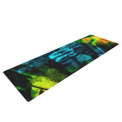 Kess Inhouse Radford by Claire Day Yoga Mat