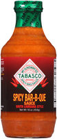 McIlhenny Co. Tabasco® Brand South Louisiana Style Spicy Bar-B-Que Sauce 16 oz. Bottle