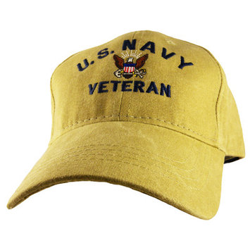 Motorhead Products US Military Veteran Cap Branch: Navy