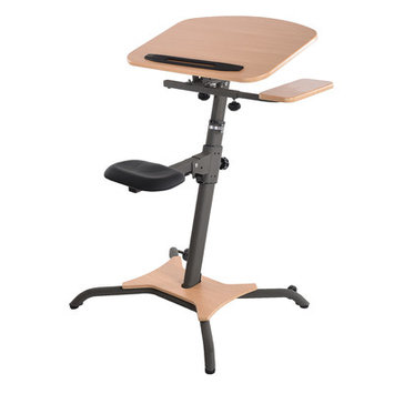 Stamina Products WIRK Linea Standup Workstation
