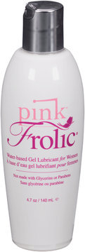 Pink® Frolic® Lubricant for Women 4.7 oz. Bottle