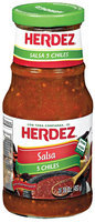 Herdez® 5 Chiles Salsa 16 oz. Jar
