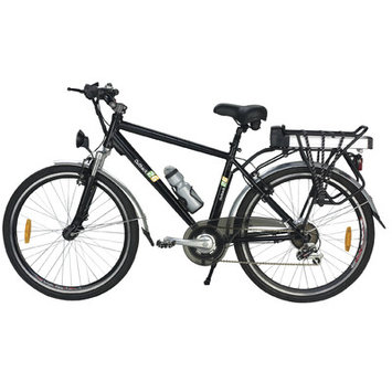 Yukon Trail Inc Yukon Trail Outback 26 Electric Mountain Bike - Black