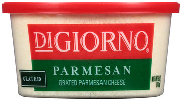 DiGiorno® Grated Parmesan Cheese 5 oz. Tub
