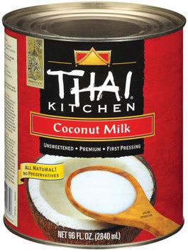 Thai Kitchen Food Service Coconut Milk Food Service 96 Fl Oz Can