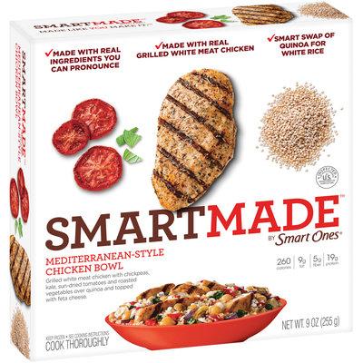 SmartMade™ by Smart Ones® Mediterranean-Style Chicken Bowl