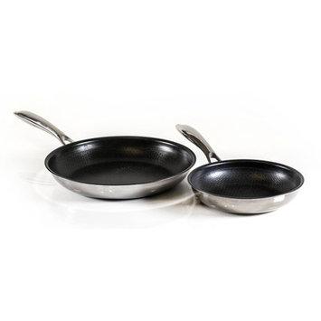 Frieling Black Cube 2 Piece Frying Pan Set