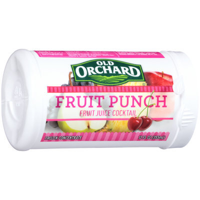 Old Orchard® Fruit Punch Juice Drink 12 fl. oz. Can