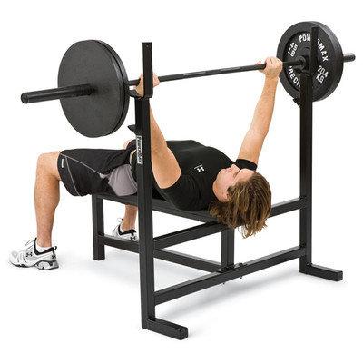 Powermax Flat Olympic Bench Press
