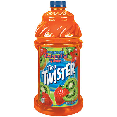 Trop Twister™ Strawberry Kiwi Cyclone™ Drink 96 fl. oz. Bottle