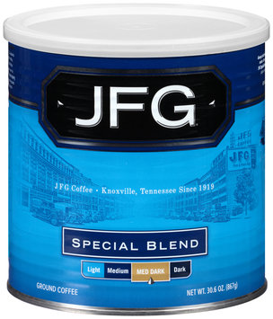 JFG® Special Blend Ground Coffee 30.6 oz. Canister