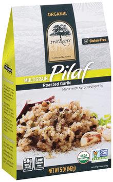 TruRoots® Organic Multigrain Roasted Garlic Pilaf 5 oz. Box