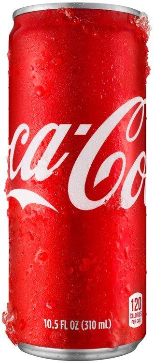 Coca-Cola 10.5 fl. oz. Can