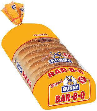 Lewis® Bunny® Original Pull-Apart Bar-B-Q Enriched Bread 16 oz. Loaf
