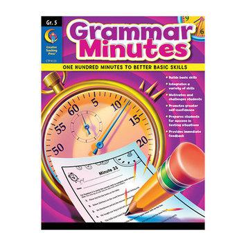Creative Teaching Press CTP6123 Grammar Minutes Gr 5