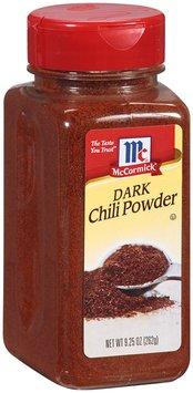 McCormick® Dark Chili Powder 9.25 oz. Shaker