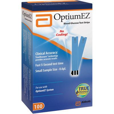 Optiumez In Vitro Diagnostic Use 100 Ct  Test Strips Not For Retail Sale    Box