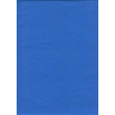 Stwd Woven Crib/Toddler Fitted Sheet Color: Royal Blue