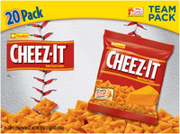 Cheez-It® Original Baked Snack Crackers Team Pack 20-1.25 oz. Bags