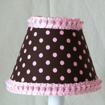 Silly Bear Strawberry Sprinkles Table Lamp Shade