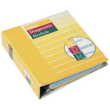 Fabrication Allen Diagnostic Module Instruction Manual