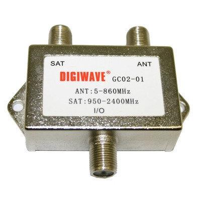 Digiwave DGS 0201 Sat Ant Diplexer Full housing