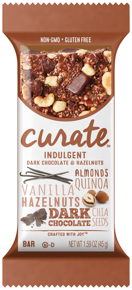 Curate™ Indulgent Snack Bar 1.59 oz. Pack