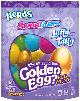 Egg Hunt with a Golden Egg
