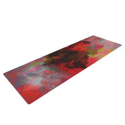 Kess Inhouse It'll Be Too Late by Caleb Troy Yoga Mat