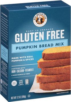 King Arthur Flour Gluten Free Pumpkin Bread Mix 12 oz. Box