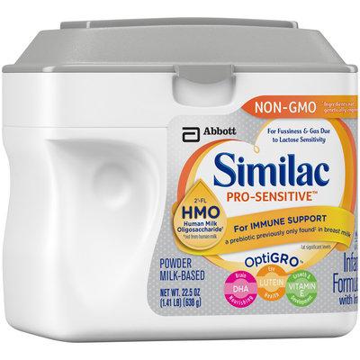 Similac® Pro-Sensitive™ Infant Formula Powder with Iron 22.5 oz. Tub