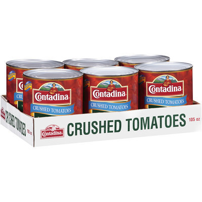 Contadina® Crushed Tomatoes 105 oz. Can