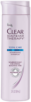 Clear Scalp & Hair Therapy™ Total Care Nourishing Shampoo 3 fl. oz. Squeeze Bottle