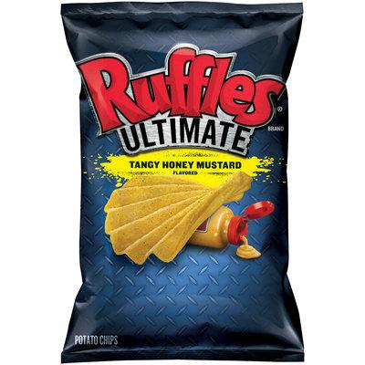 Ruffles® Brand Ultimate Tangy Honey Mustard Flavored Potato Chips