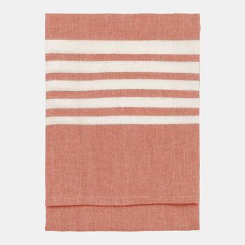 Nine Space Bali Kitchen Towel, 30 x 20, Red, 1 ea