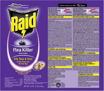 Raid® Flea Killer Spray 16 oz. Aerosol Can