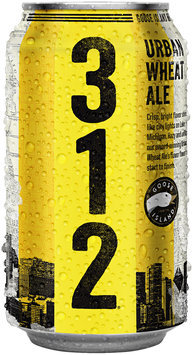 GOOSE ISLAND 312 Urban Wheat Ale 12 fl. oz. Can