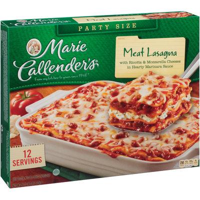 Marie Callender's® Meat Lasagna 96 oz. Box