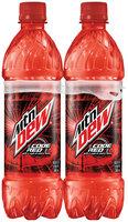 Mountain Dew® Code Red® 6 Pack 16.9 fl. oz. Plastic Bottles