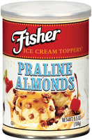 Fisher Praline Almonds 6.5 Oz Can